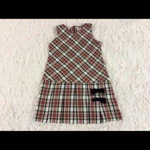 Hartstrings Jumper Size 6 Low Waist Pleated Skirt